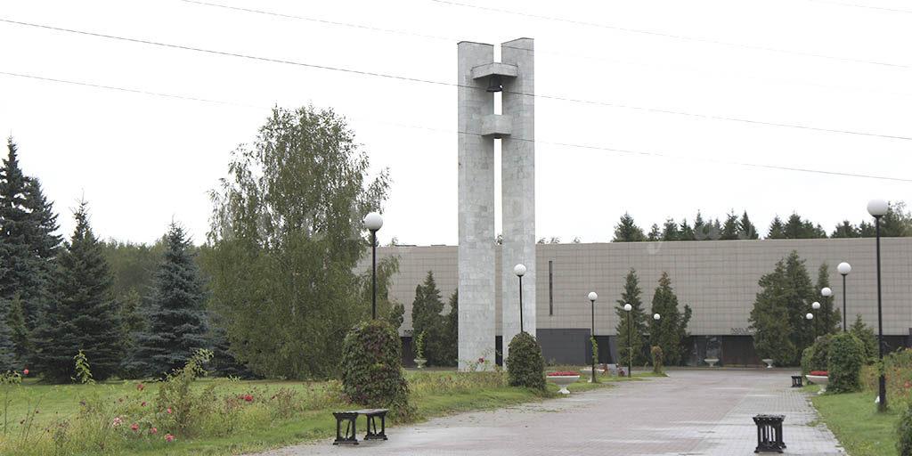 Николо-Архангельское кладбище - крематорий